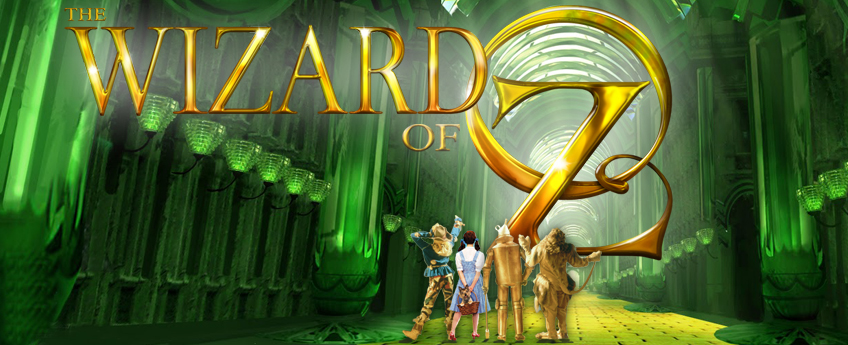 The Wizard of Oz at the Marriott Theatre