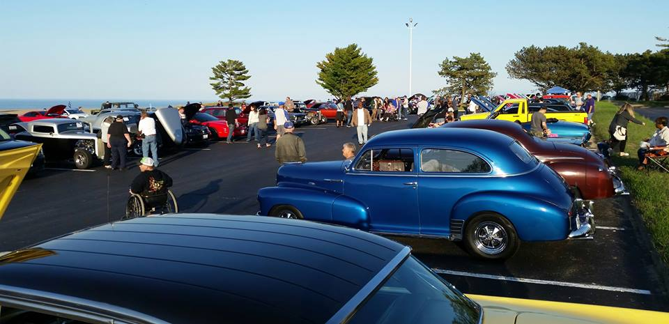 Lake County, Illinois, CVB - - Zion's 1st Wednesday Night Cruise In