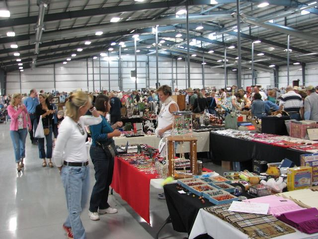 Zurko Antique and Flea Market at the Lake County Fairgrounds