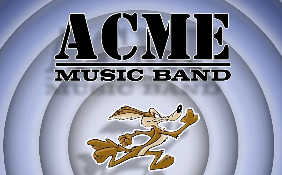 Acme Music Band performs at Copper Fiddle Distillery