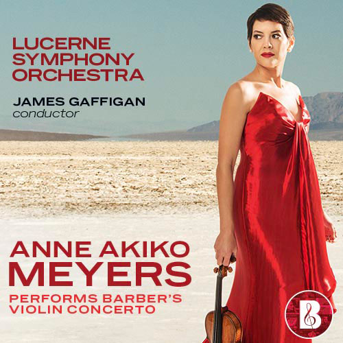 Anne Akiko Meyers with Lucerne Symphony Orchestra