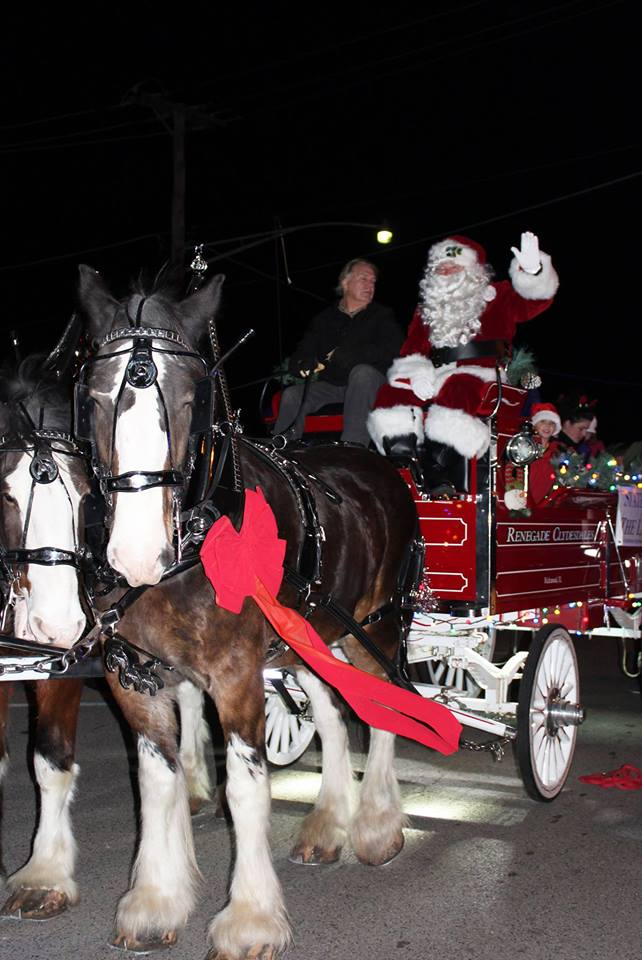 Antioch's Annual Christmas Parade and Tree Lighting