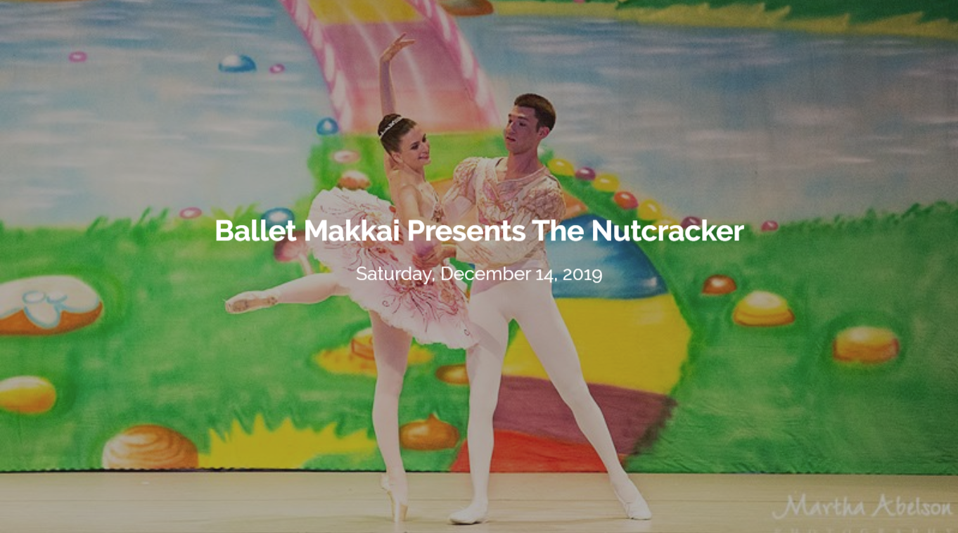 Ballet Makkai Presents