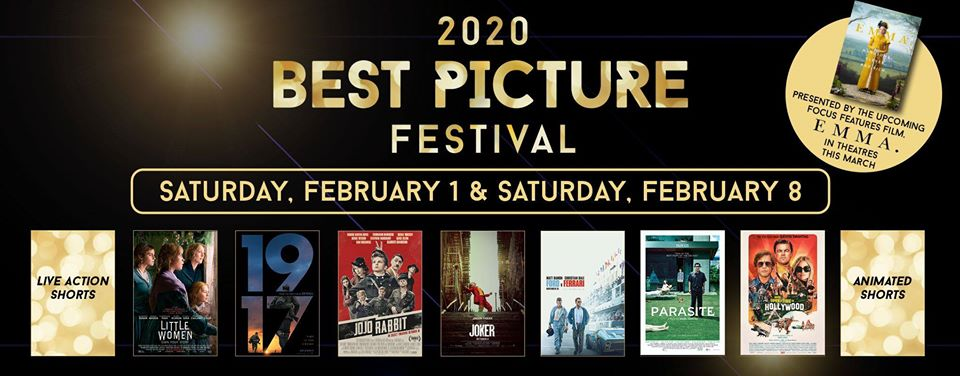 Best Picture Festival Day 2 at Marcus Cinema in Gurnee Mills