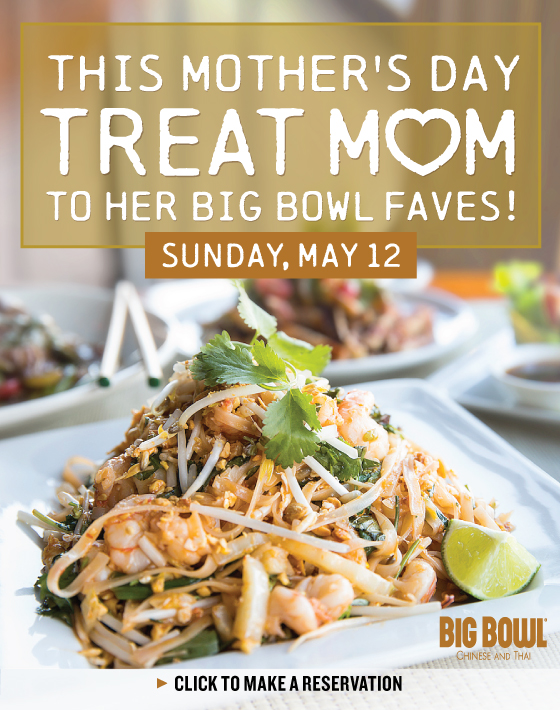 Treat Mom To Her Big Bowl Faves!