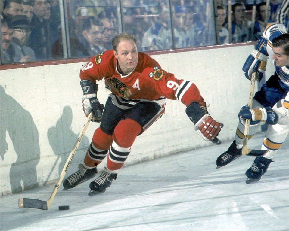 Bobby Hull Autograph Signing and Road Watch at Half Day Brewing