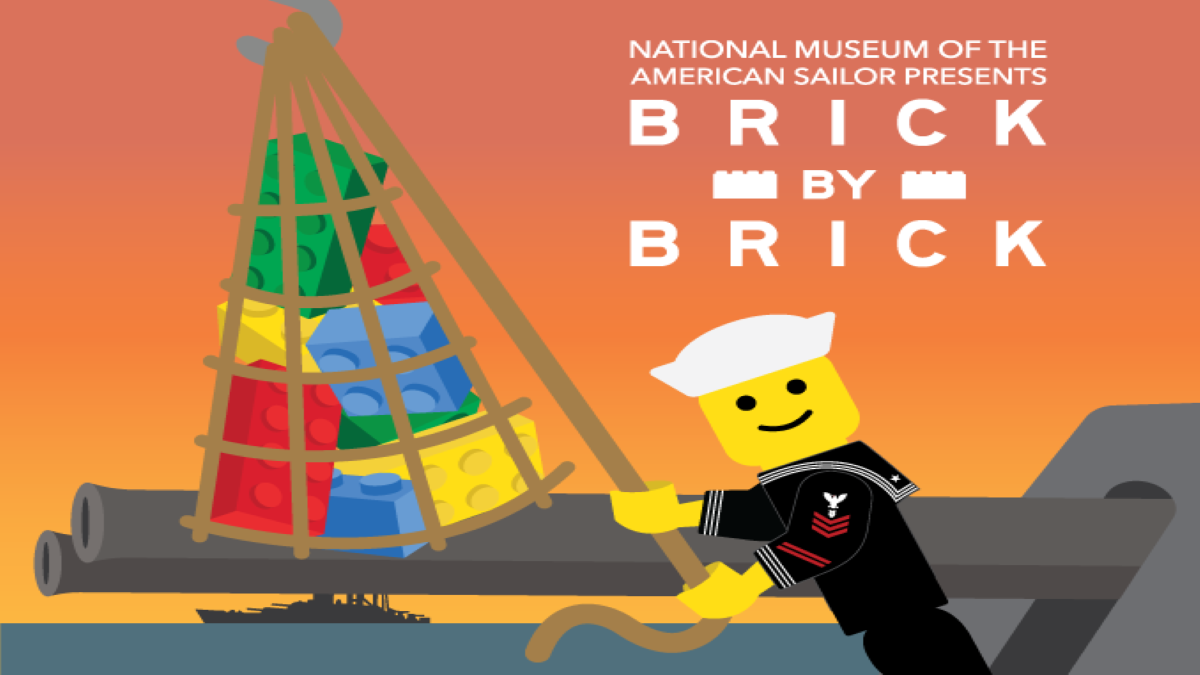 Brick by Brick Great Lakes Virtual Event at the National Museum of the American Sailor
