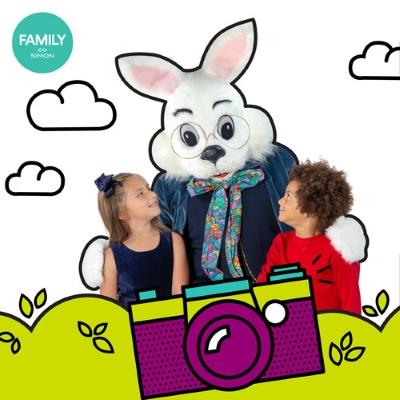 Lake County, Illinois, CVB - - Easter Bunny Photo Time