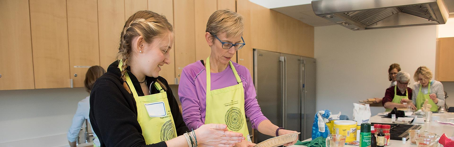 Hands-on Cooking: Irish Tea at Chicago Botanic Garden