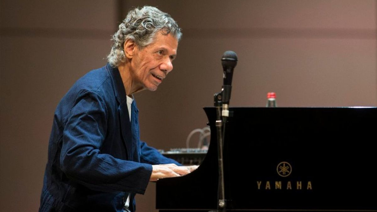 Chick Corea & The Spanish Heart Band with special guest Rubén Blades at Ravinia Festival