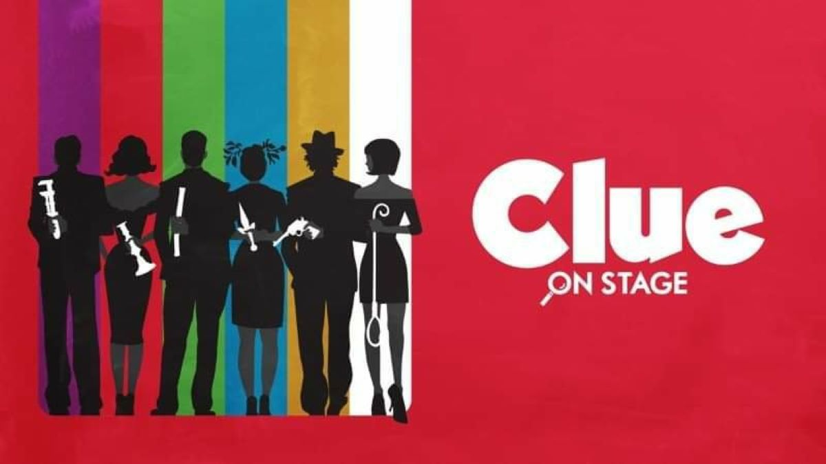 Clue:  Stay-at-Home Edition with The Kirk Players, Mundelein
