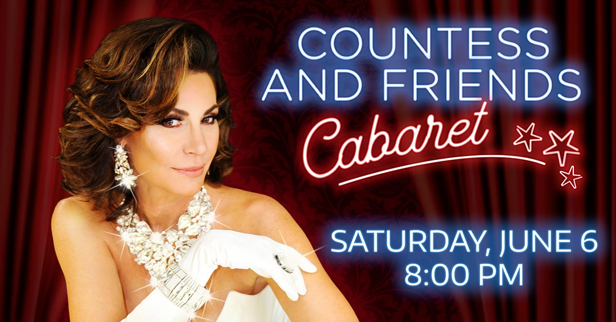 *Cancelled* Countess & Friends at the Genesee Theatre