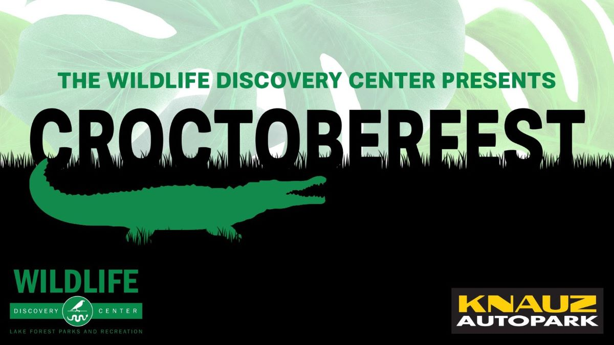 Croctoberfest at Wildlife Discovery Center