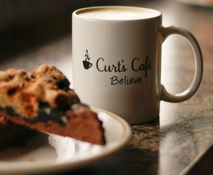One Year Anniversary for Curt's Cafe' Highland Park