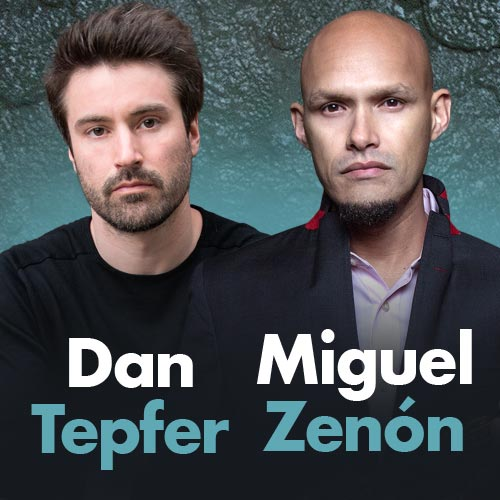 Dan Tepfer: Jazz Piano with Miguel Zenon