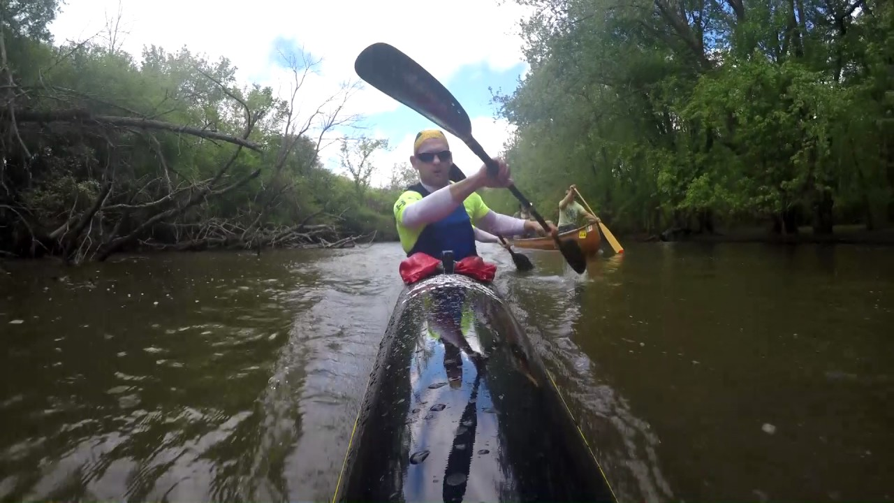 Annual Des Plaines River Canoe and Kayak Marathon