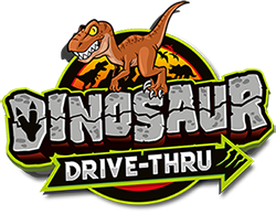 Six Flags Dinosaur Drive-Thru