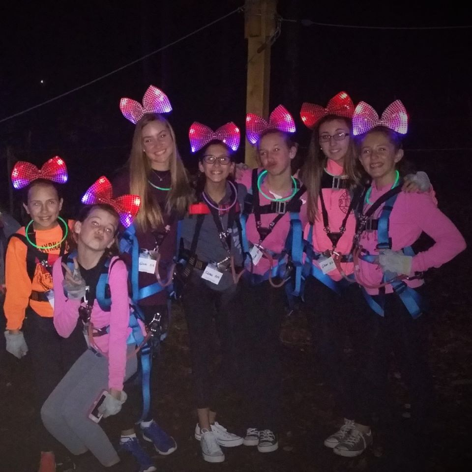 Glow in the Park Disney Theme at Boundless Adventures