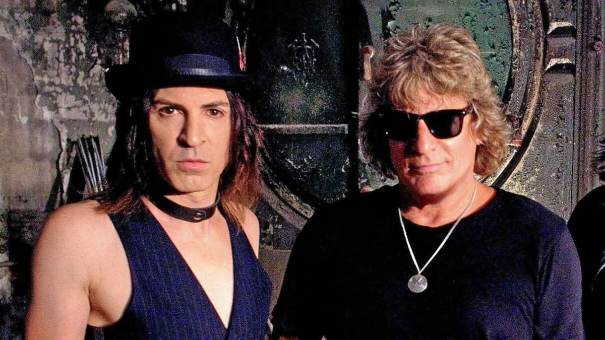 Dokken plus George Lynch with Special Guest Lita Ford at the Genesee Theatre