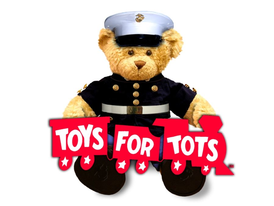 Toys For Tots Toy Drive at Deer Park Town Center