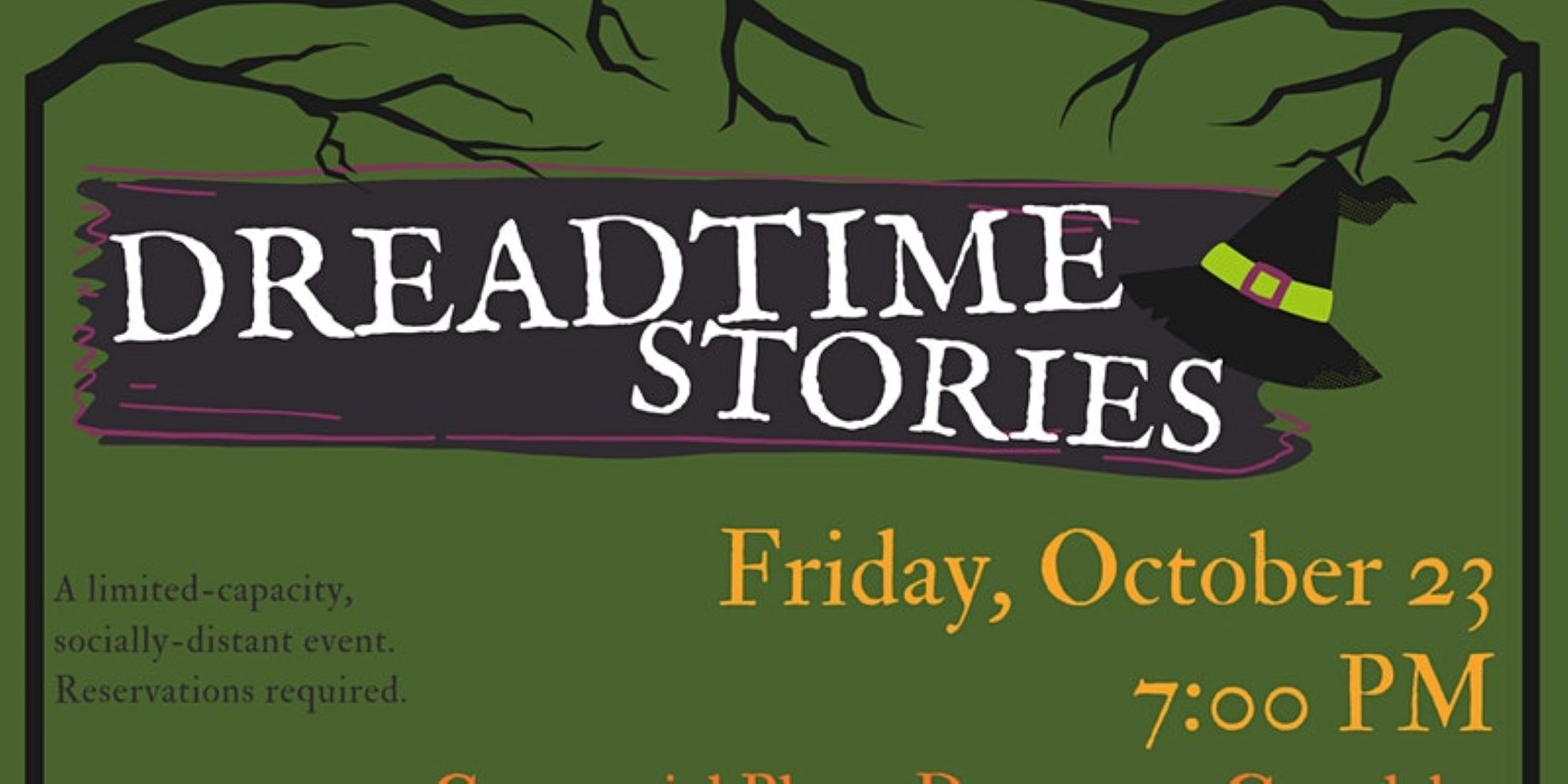 Dread Time Stories at the Village of Grayslake