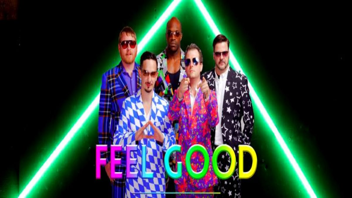 FeelGood Band at Zion Park District