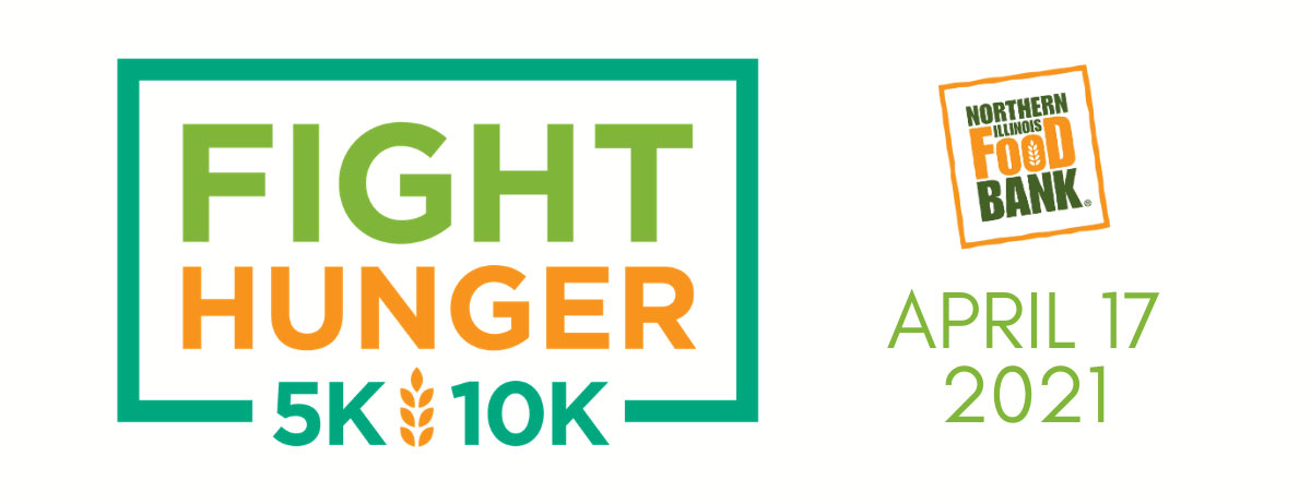 Fight Hunger 5K / 10K Virtual Run for Northern Illinois Food Bank