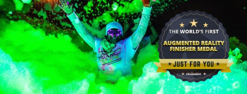 Foam Glow Run at the Lake County Fairgrounds & Event Center