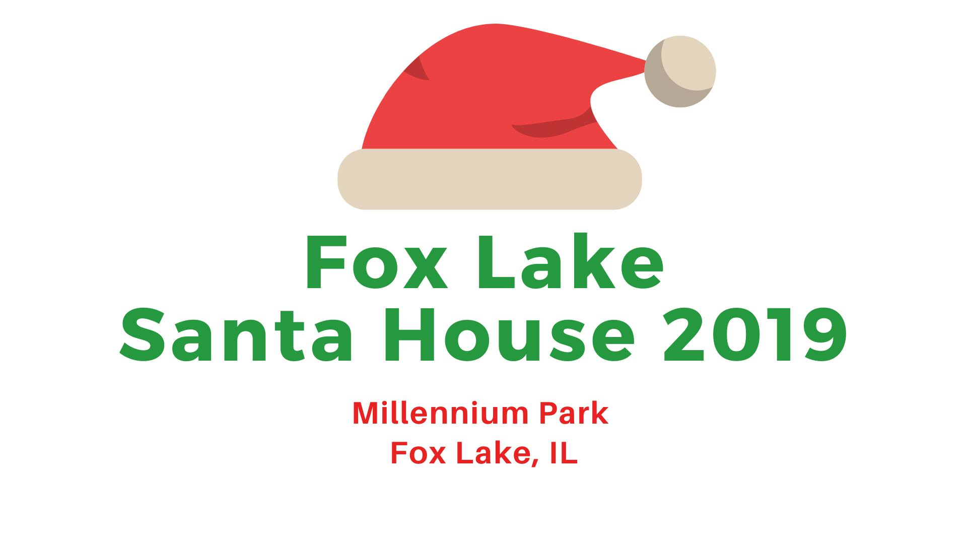 Fox Lake Santa House
