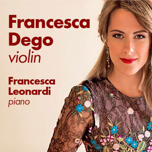 Francesca Dego: Red Violin Caprices
