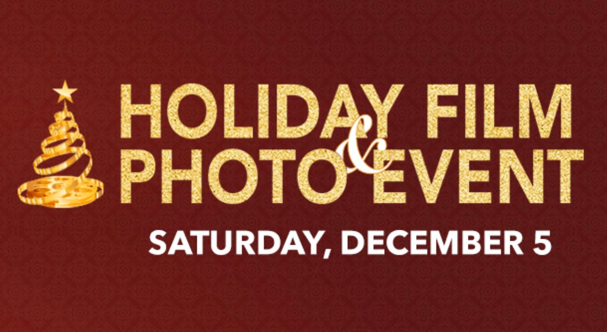 **Canceled - Holiday Film and Photo Event at Genesee Theatre