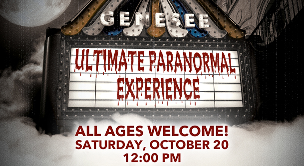 The Ultimate Paranormal Experience