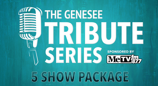 The Genesee Tribute Series - 5 Show Package