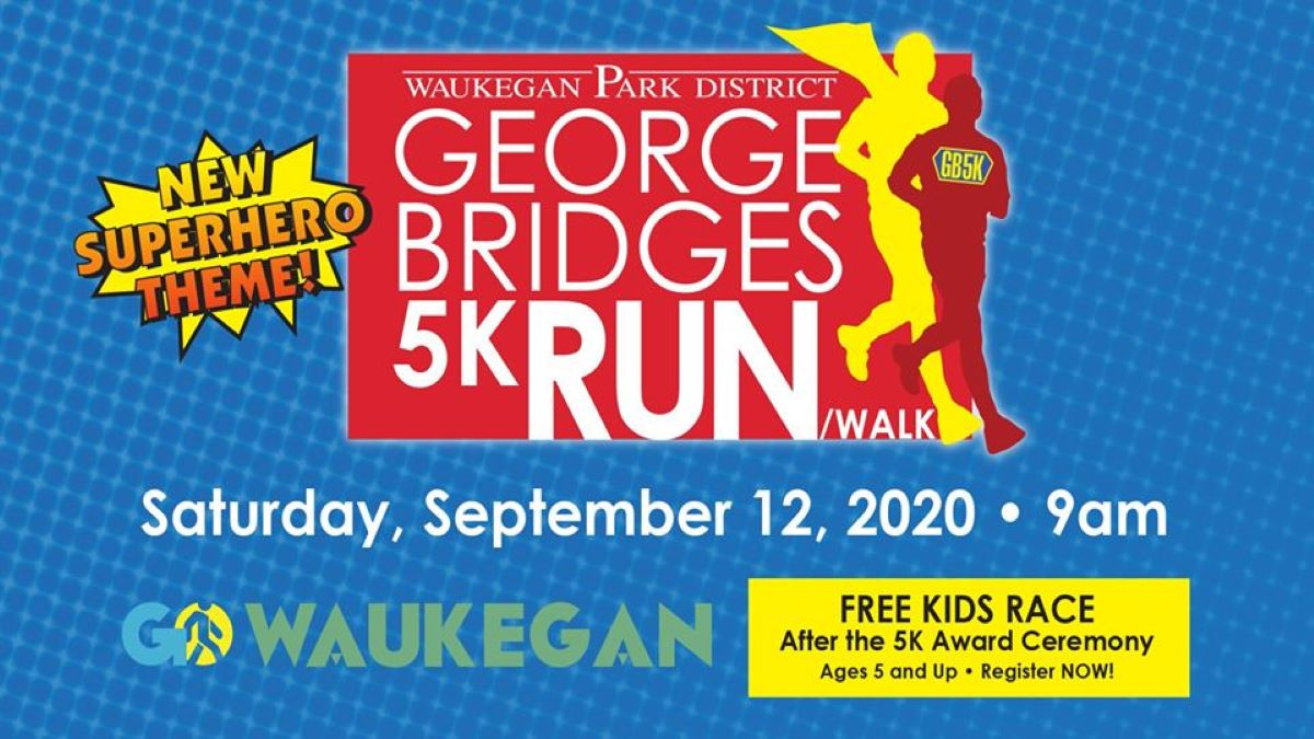 2020 George Bridges 5K Run/Walk