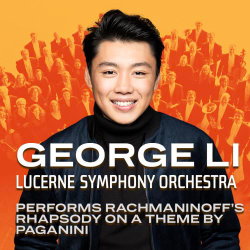 George Li with Lucerne Symphony Orchestra