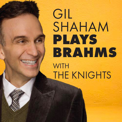Gil Shaham Plays Brahms with The Knights