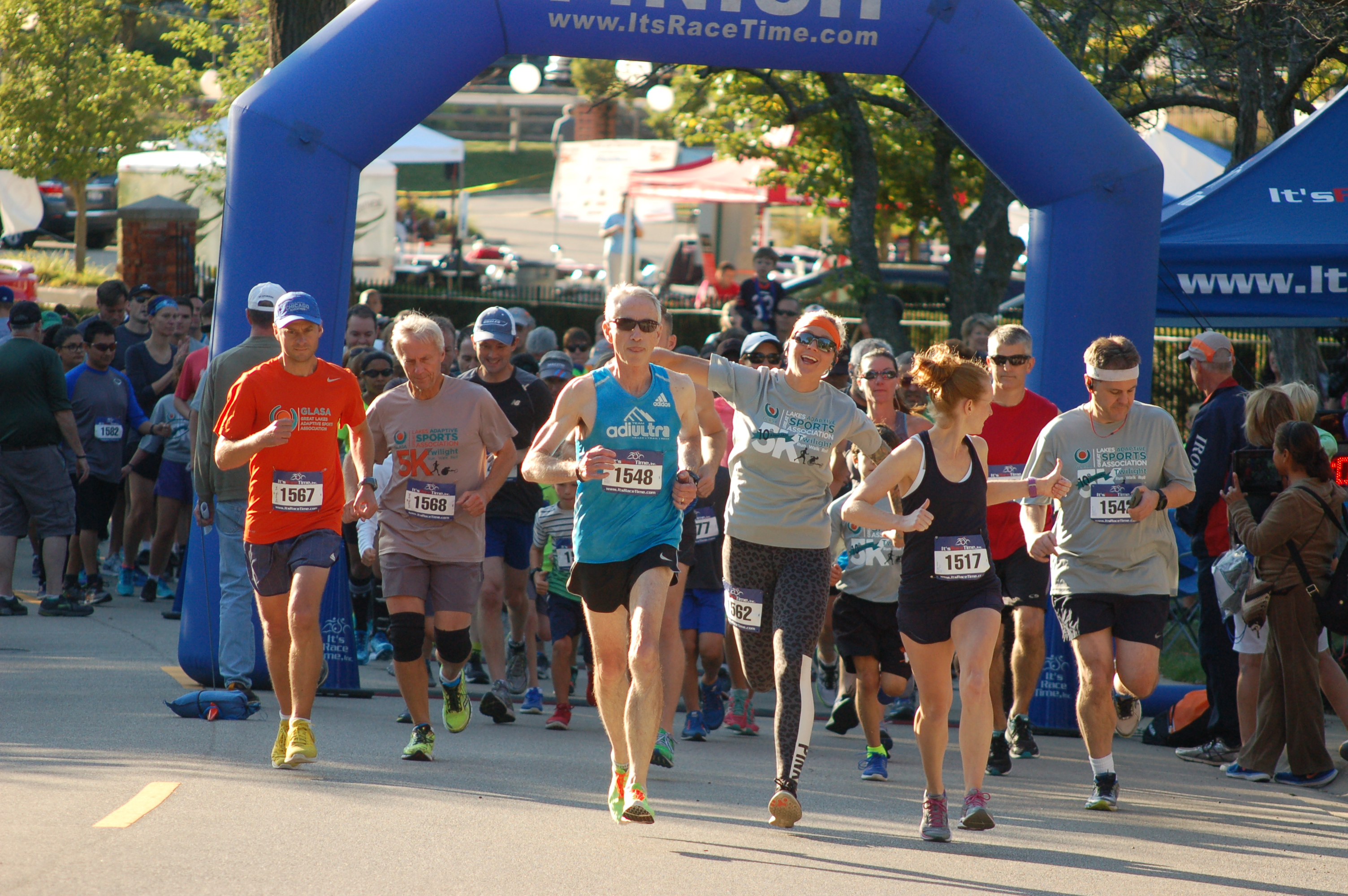 GLASA Twilight 5K