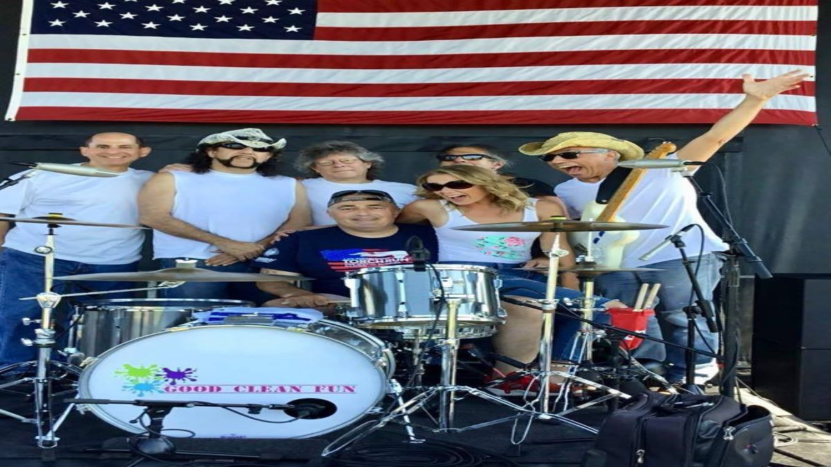 Good Clean Fun performs at Zion Park District