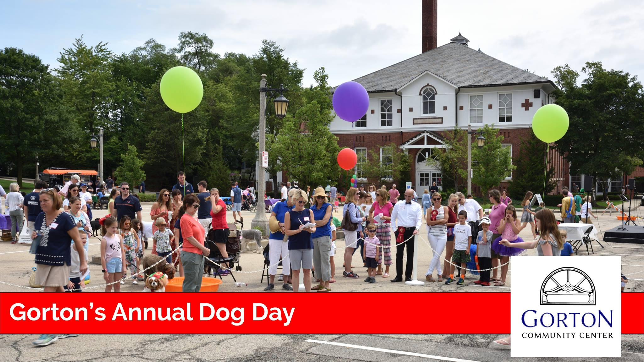 Gorton's Annual Dog Day