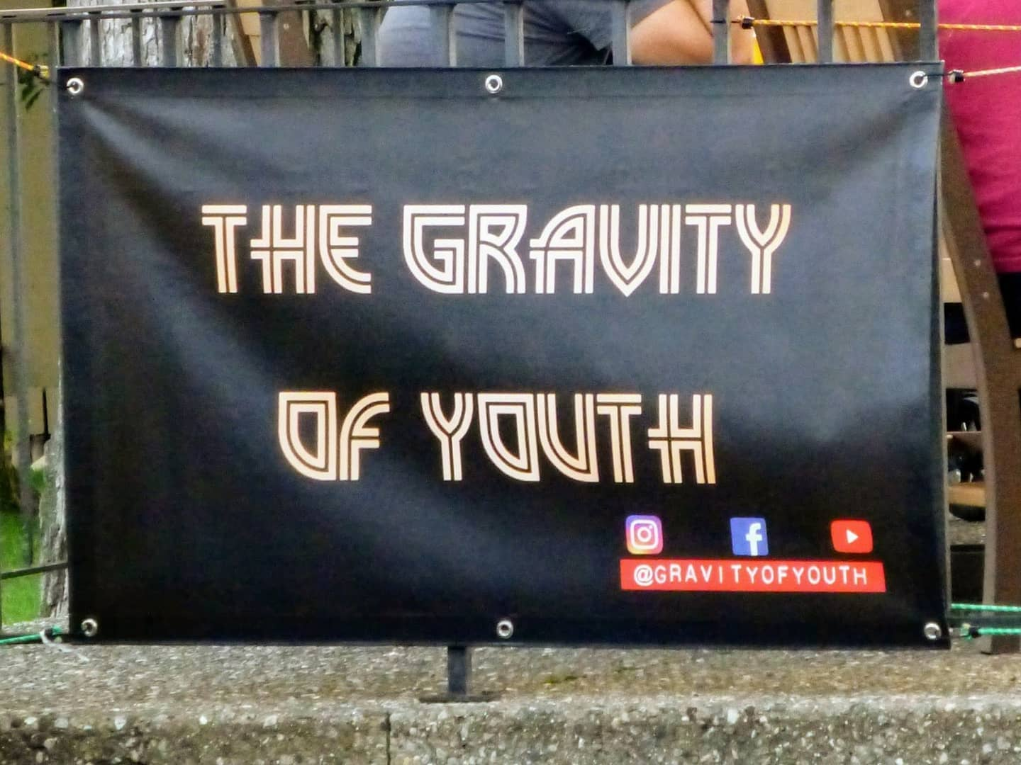 The Gravity of Youth at Mickey Finn's Brewery