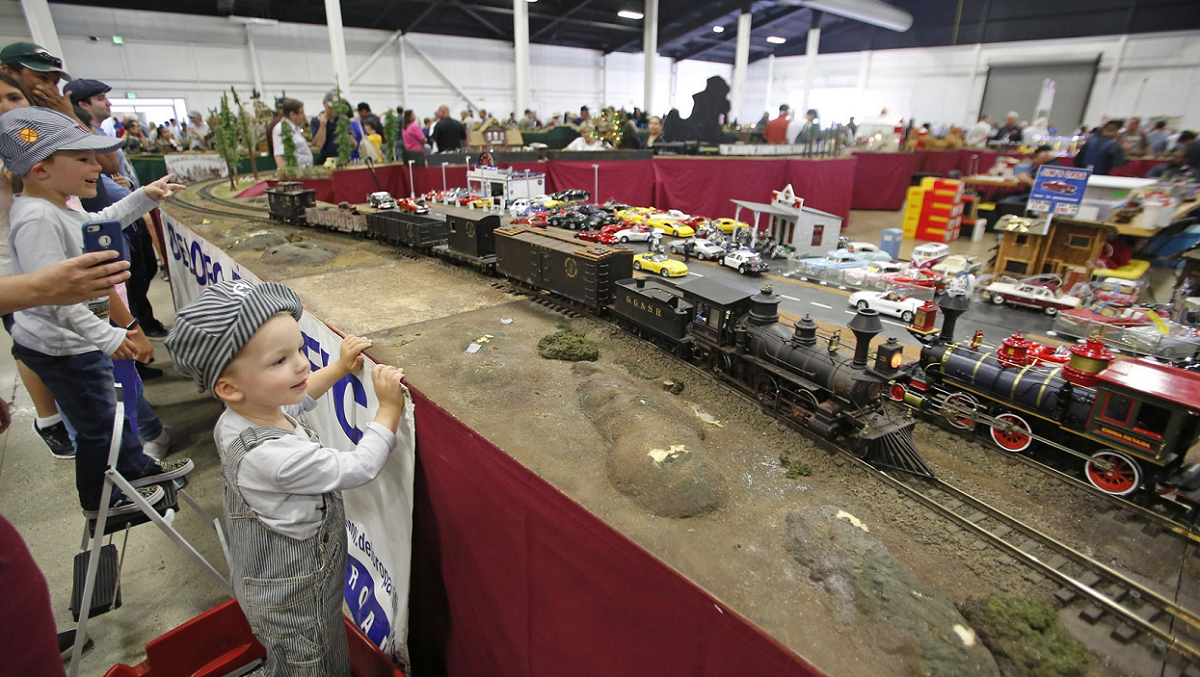 Great Train Show at Lake County Fairgrounds
