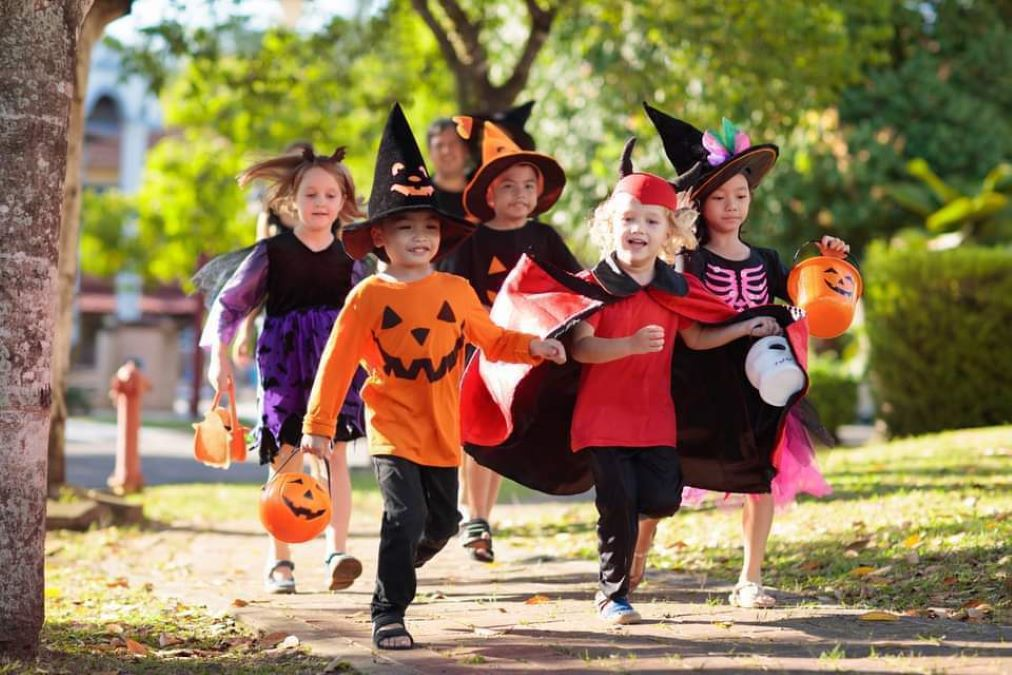 Halloween for the Whole Family at Lincolnshire Marriott Resort
