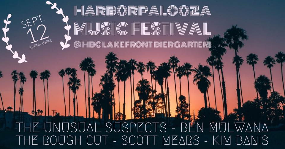 Harborpalooza LIVE at The Biergarten