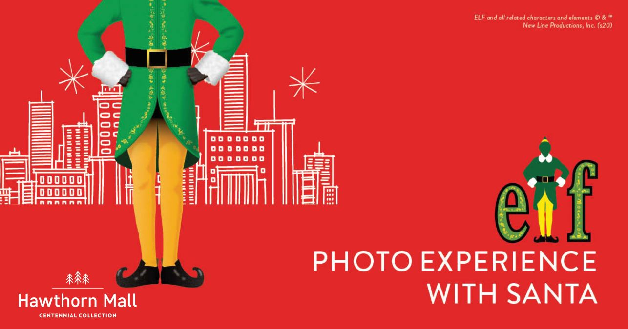Photo Experience with Santa at Hawthorn Mall