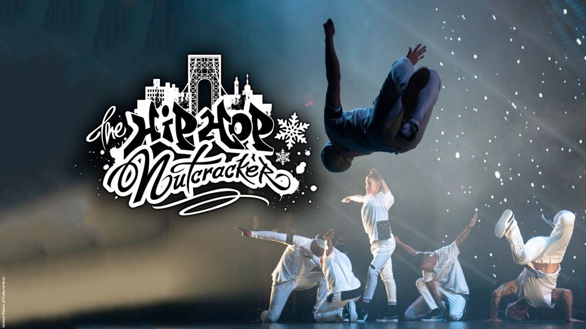 The Hip Hop Nutcracker Pre-recorded Live Stream Event through College of Lake County