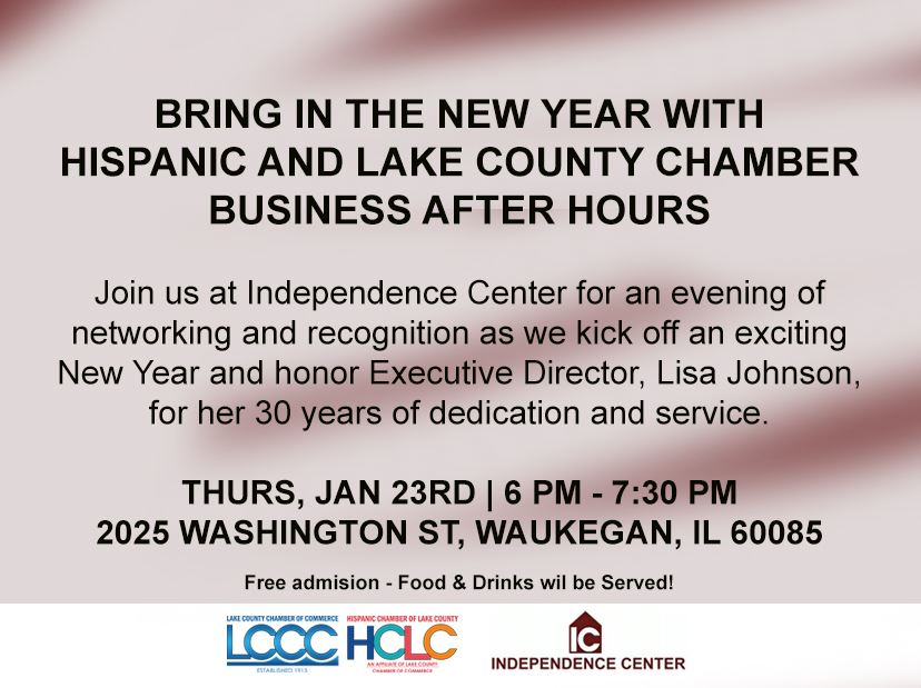 Hispanic Chamber and Lake County Chamber Business After-Hours