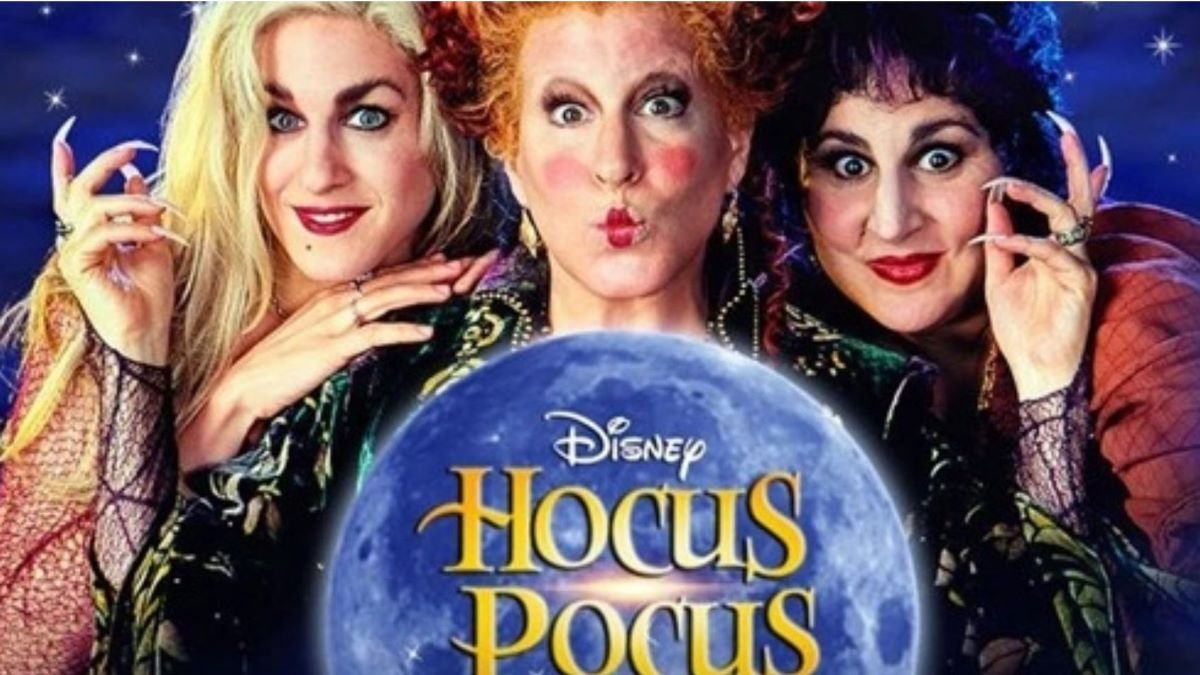 Backyard Movie Night:  Hocus Pocus at Side Lot Brewery