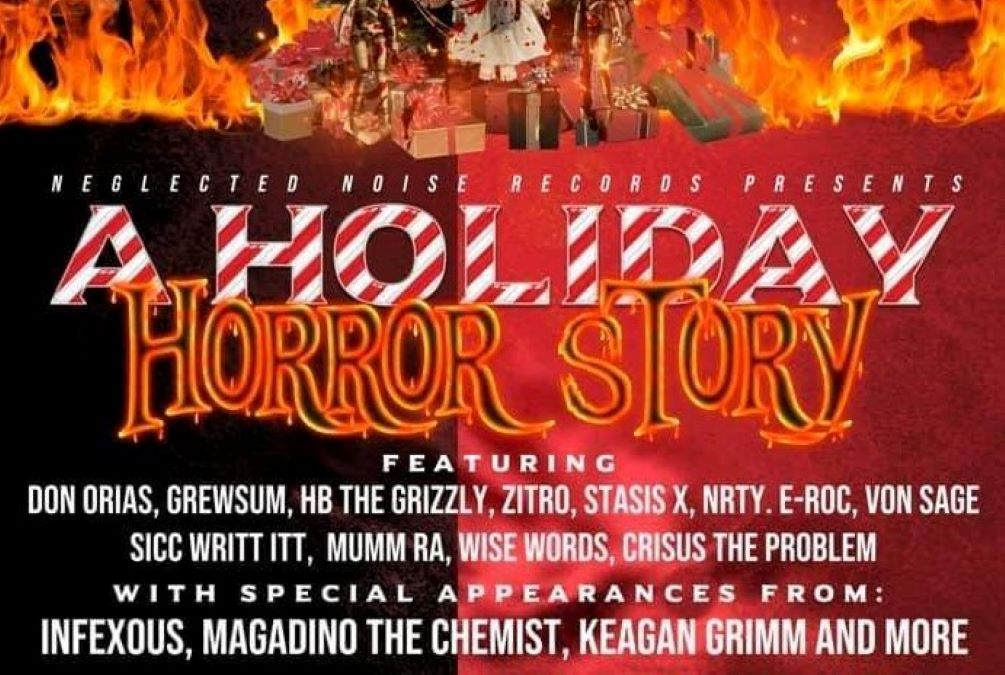A Holiday Horror Story - Virtual Event