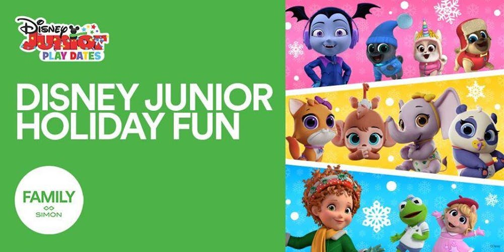 Disney Junior Holiday Fun