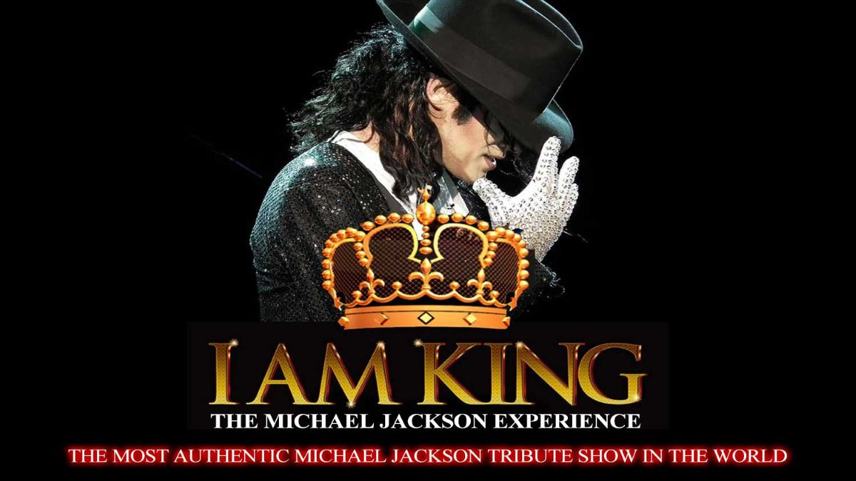 I Am King:  The Michael Jackson Experience at Genesee Theatre